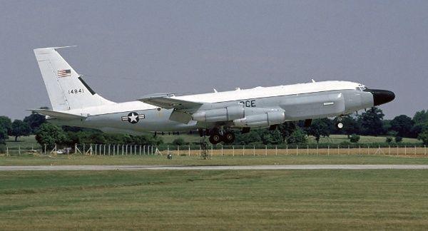 New US Spy Plane Incursion Near Venezuelan Air Space
