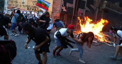 Chile: A Day in Which the Fury against Piñera Became Evident
