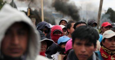 Ecuador: Still a Territory in Dispute