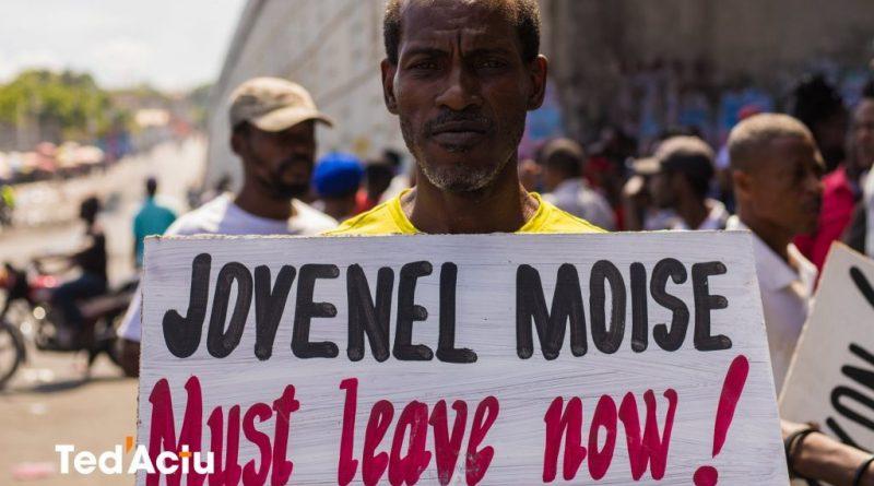 On the Anniversary of the Lasaline Massacre the People of Haiti Rage on Against Moïse