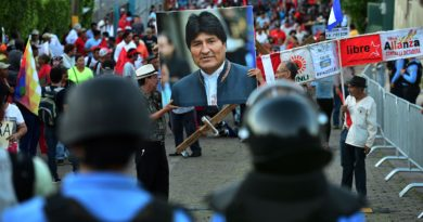 US Is Again Complicit in an Illegal Coup, This Time in Bolivia