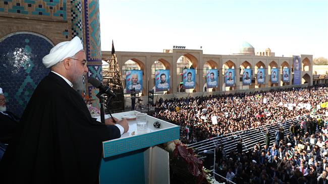 President Rouhani: Iran Discovers Oil Field Containing 53bn Barrels of Crude