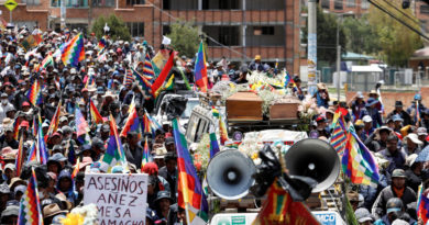 Expert: Bolivia's Coup Government Isolates the People from all Alternative Information