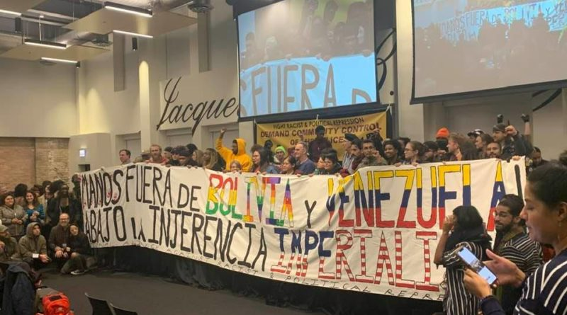 Chicago Conference to Relaunch National Alliance Against Racist and Political Repression a Huge Success
