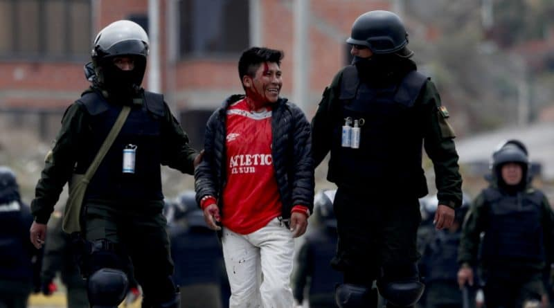 The Bolivian Coup: What the Mainstream Media Don't Tell You