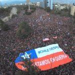 Chile Despertó! Chile has Woken Up!