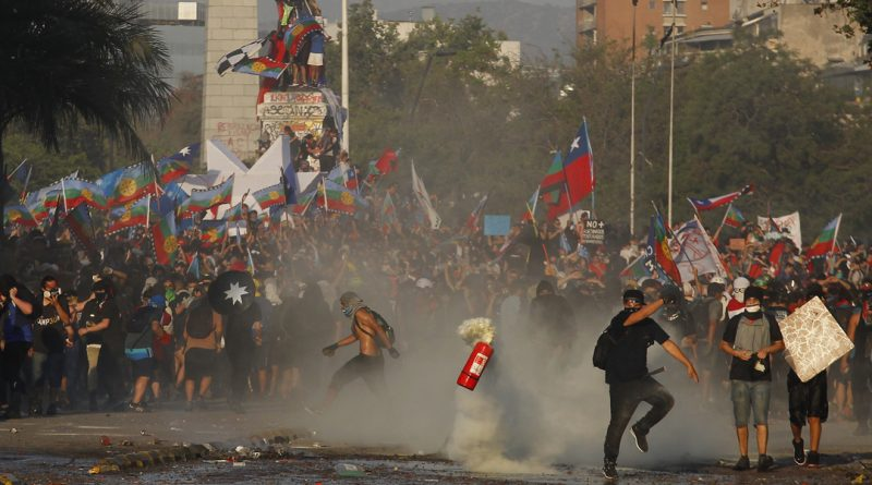 Chile's Government Agreed to a Constitutional Assembly. Will it Stop the Protests?