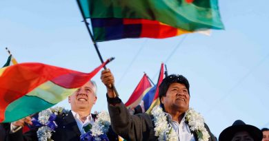 The Trump Administration  Undercutting Democracy in Bolivia
