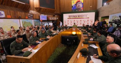 President Nicolás Maduro Denounced New Attacks on the National Electric System