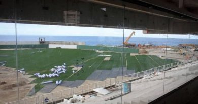Tiburones de La Guaira's Stadium Almost Finished (Images)