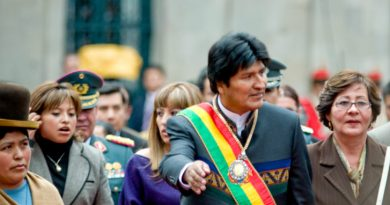 Coup d'état in Bolivia and Fake News: Neofascism Rhymes with Neoliberalism