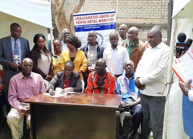 Kenya: Agreements Unite Formal and Informal Metal Workers