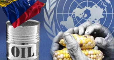 Oil for Food Program for Venezuela (National Dialogue Table)
