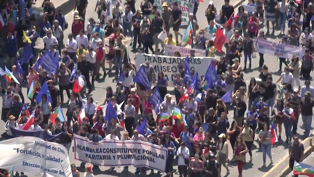 Chilean Elites Cannot Be Trusted to Write New Constitution: Activists  (Interview)