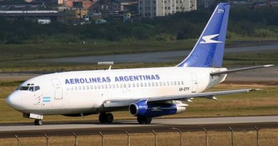"""Aerolineas Argentinas"" Will be Back in Venezuela Very Soon"