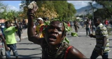 Haitian Opposition Announces Resumption of Anti-government Protests