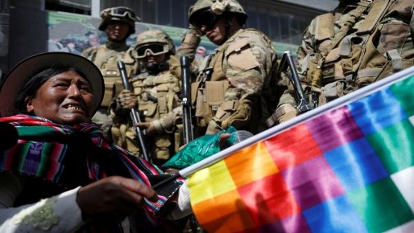 Hell and the Coup Plan in Bolivia