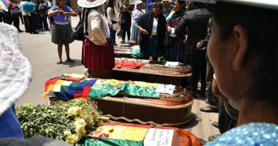 License to Kill and Go Unpunished in Bolivia