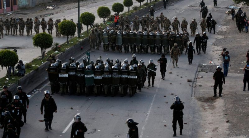Bolivia's Racist Coup is Trying to Drown Resistance in Blood