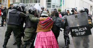Morales: Bolivia Suffers an Assault to the Power of the People