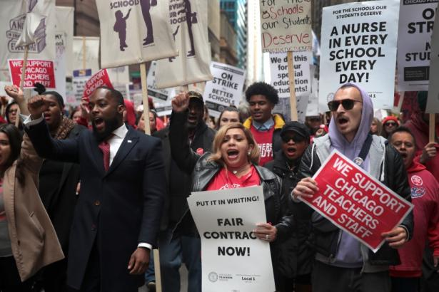 Chicago Teachers Carry the Torch for Decades of Militant Worker Struggles