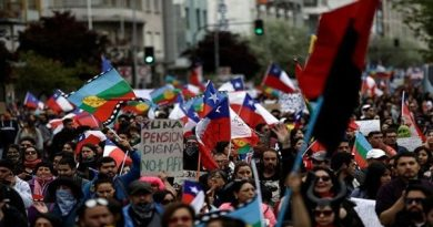 Chilean Opposition Regrets Pinera's Resistance to Constitutional Reform