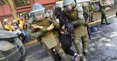 Chile: More Than 26 Thousand Arrests in Less Than a Month