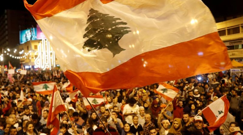 What's Really Behind the Lebanon Protests? (Video)