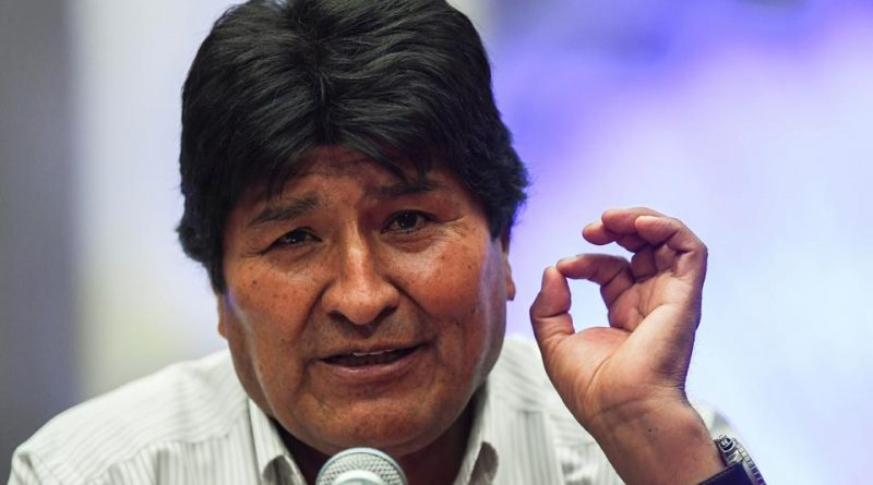 Evo Morales Analyzes the Invitation of Alberto Fernandez to Argentina (and Maybe From There Bolivia is Next)