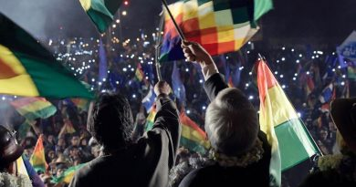 We Stand Against the Coup in Bolivia (Statement From Noam Chomsky and Vijay Prashad)