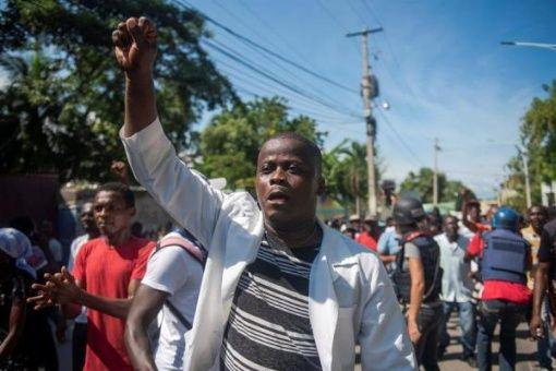UN: 42 Dead So Far During Protests in Haiti