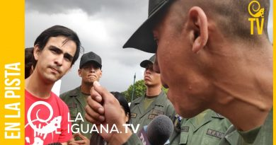 FANB Cadet Talks to Opposition Student Protesters and Leaves Them Speechless (Video)