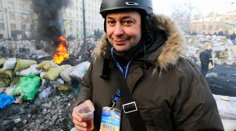 Accused of Treason and Imprisoned Without Trial: Journalist Kirill Vyshinsky Recounts His Harrowing Time in a Ukrainian Prison (Interview)