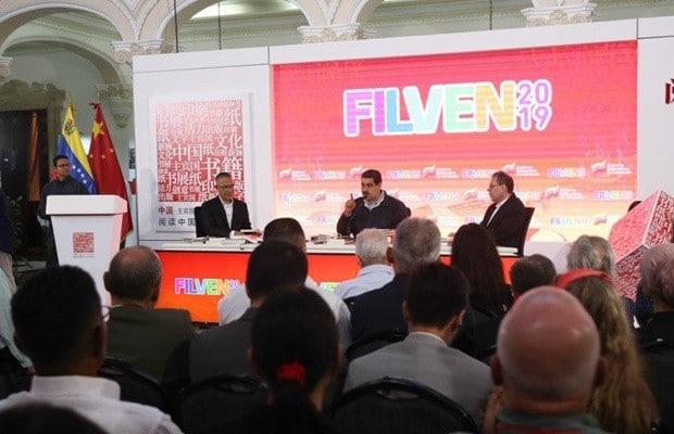 Maduro: If Chile Wakes up, all of Latin America will Awaken