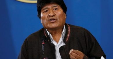 Evo Morales Summoned Opposition Parties to Pacify Bolivia