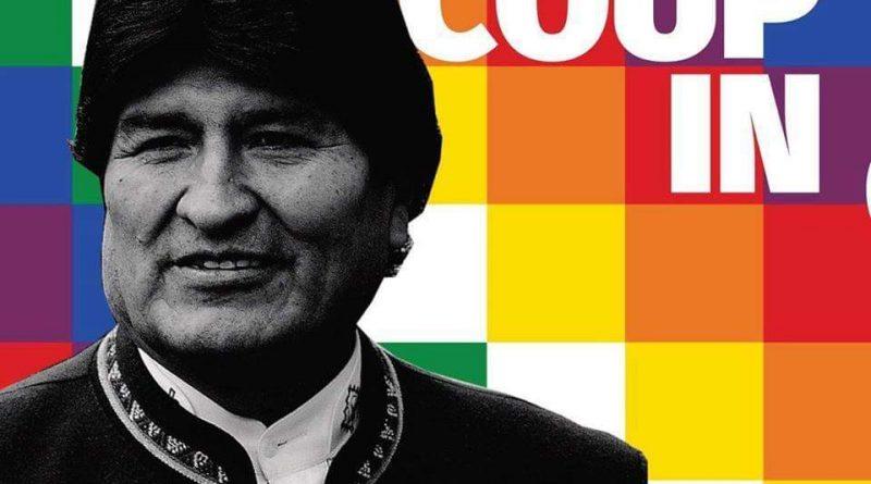 LIVE UPDATE PART 2 - NOV 11 9:55PM Coup D'etat in Bolivia - Evo Fights Back