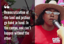 Democratize the Land, Empower the People: A Conversation with Zuleima Vergel