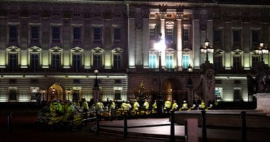 Accredited Ruptly Producer Detained, Searched by Police During NATO Summit in London