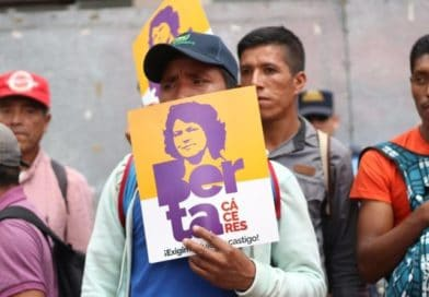 """Bertha Zúniga: """"It is the Poorest Sentence the State of Honduras Could Have Delivered"""""""