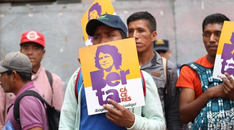 "Bertha Zúniga: ""It is the Poorest Sentence the State of Honduras Could Have Delivered"""