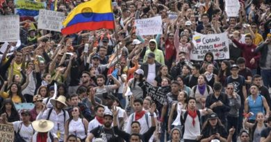 Colombia: The One Awake, the One that Can't Sleep