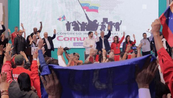 International Communications Congress: Now the Peoples Speak!