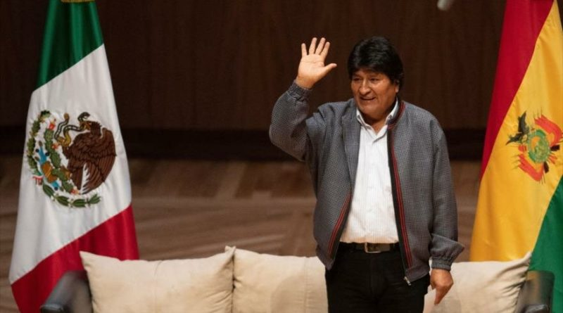 Bolivia: Evo Morales Will Lead MAS Campaign in New Elections
