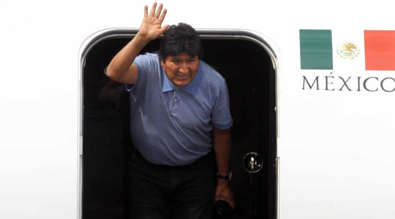 Evo Morales Heads to Cuba Amid Talk of an Eventual Comeback (Then Argentina)