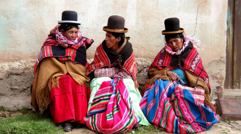 Evo Morales on Prohibition to Wear Indigenous Garments in Ministry HQ