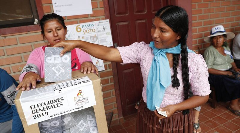 CEPR: OAS Final Bolivia Election Report Raises More Questions about its Own Work than It Answers