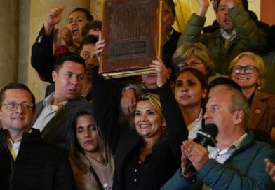 Bolivia's Coup Government Is a Far-Right Horror Show