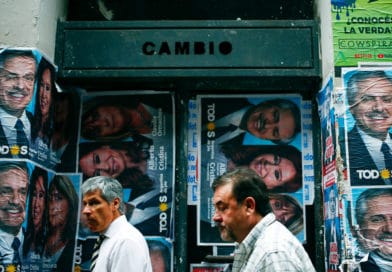Argentina Steps into the Post-Macri Era