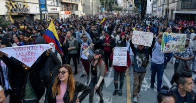 The Fight for Peace and Justice in Colombia
