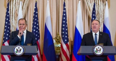 Meddling in Venezuela US Warns Russia not to Meddle in US 2020 Elections (Lavrov - Pompeo Meeting)